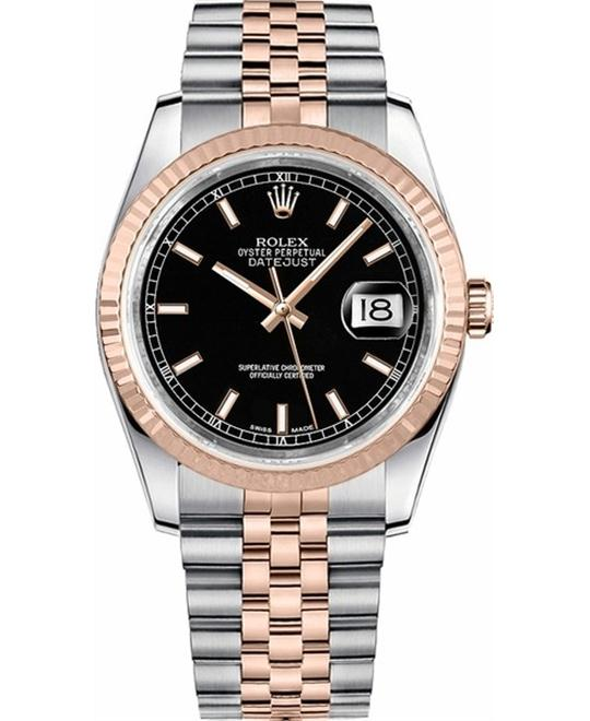 ROLEX OYSTER PERPETUAL 116231 DATEJUST 36
