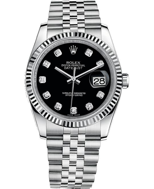 OYSTER PERPETUAL 116234 DATEJUST 36MM