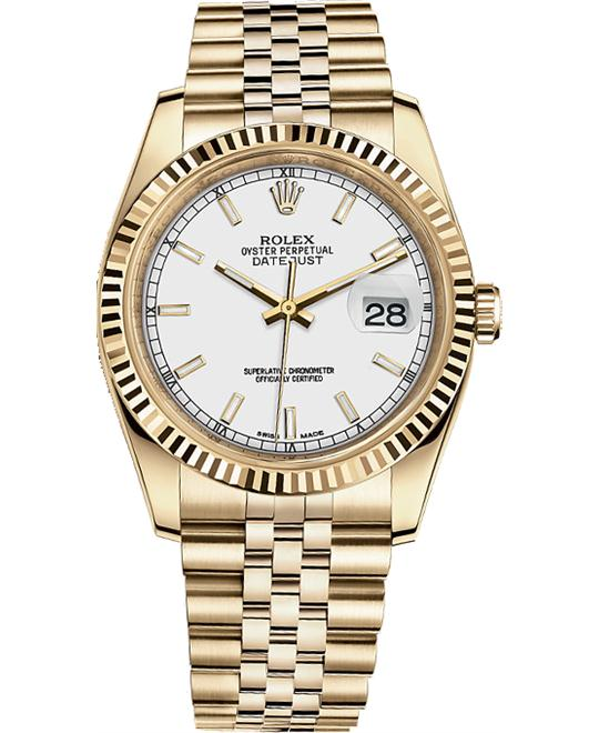 ROLEX OYSTER PERPETUAL116238 DATEJUST 36