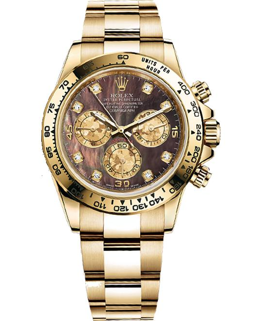 OYSTER PERPETUAL 116508 COSMOGRAPH DAYTONA 40