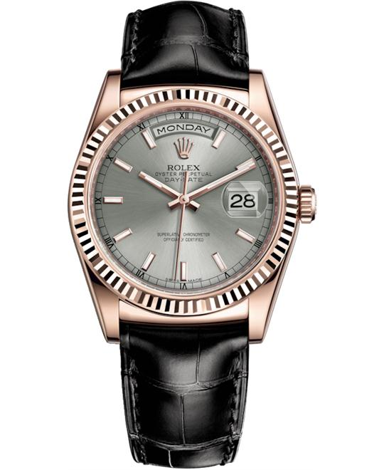 OYSTER PERPETUAL 118135-0005 DAY-DATE 36