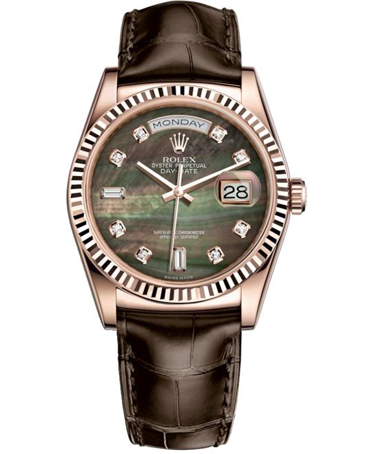 ROLEX OYSTER PERPETUAL 118135-0030 DAY-DATE 36