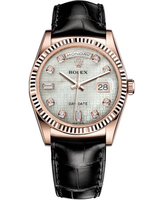 OYSTER PERPETUAL 118135-0084 DAY-DATE 36