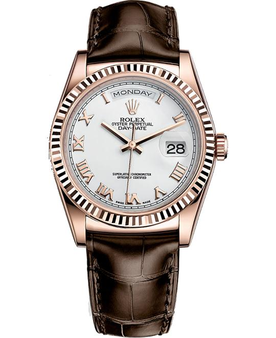 OYSTER PERPETUAL 118135-0064 DAY-DATE 36