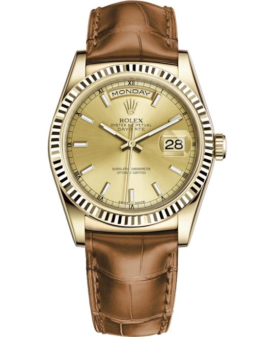 OYSTER PERPETUAL 118138-0073 DAY-DATE 36