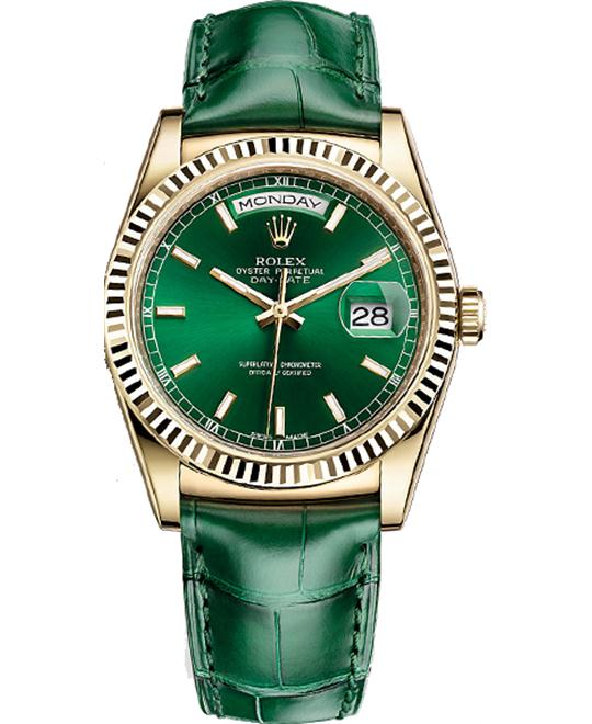 ROLEX OYSTER PERPETUAL 118138-0003 DAY-DATE 36