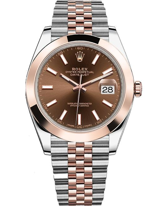 ROLEX OYSTER PERPETUAL 126301-0002 DATEJUST 41