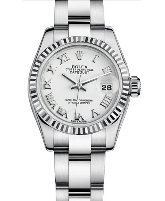ROLEX OYSTER PERPETUAL 178274-0082 WATCH 31