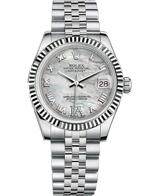 ROLEX OYSTER PERPETUAL178274-0086 DATEJUST 31
