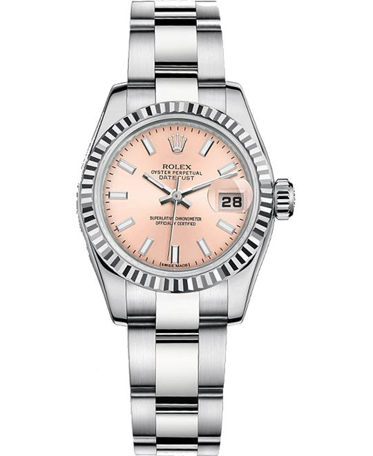 ROLEX OYSTER PERPETUAL 179174 WATCH 26