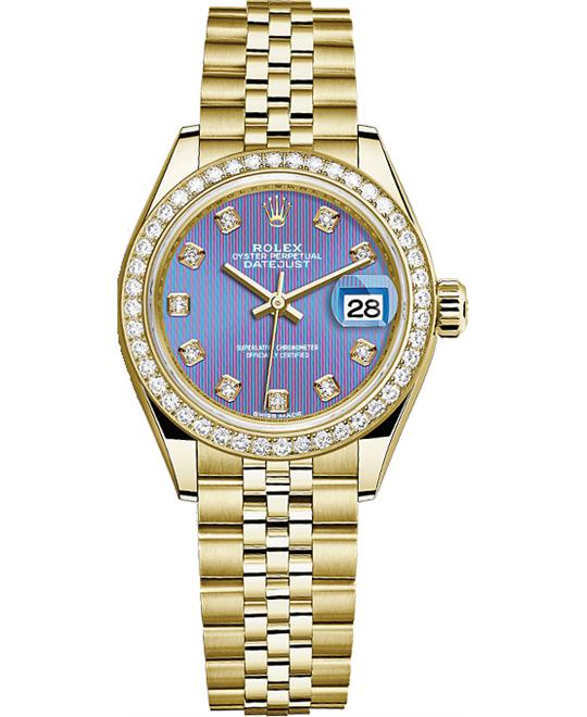 OYSTER PERPETUAL 279138RBR ADY-DATEJUST 28