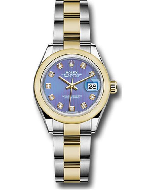 ROLEX OYSTER PERPETUAL 279163-0018 WATCH 28