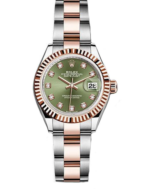 ROLEX OYSTER PERPETUAL 279171-0008 WATCH 28