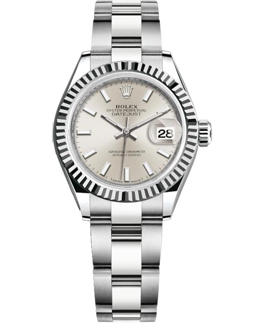 OYSTER PERPETUAL 279174-0006 LADY-DATEJUST 28