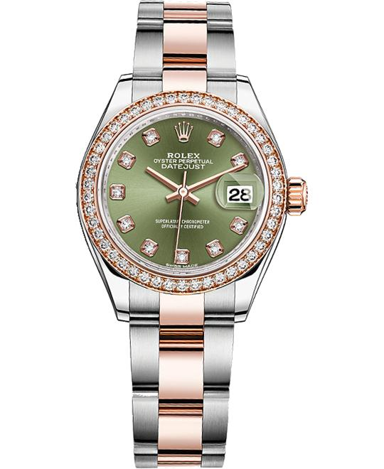 ROLEX OYSTER PERPETUAL 279381RBR-0008 WATCH 28