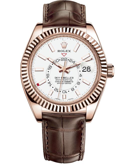đồng hồ OYSTER PERPETUAL 326135-0006 SKY-DWELLER 42