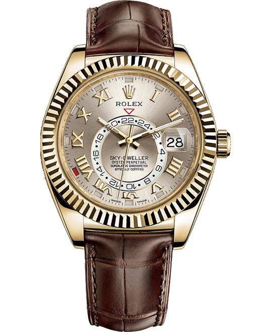 ROLEX OYSTER PERPETUAL 326138 WATCH 42