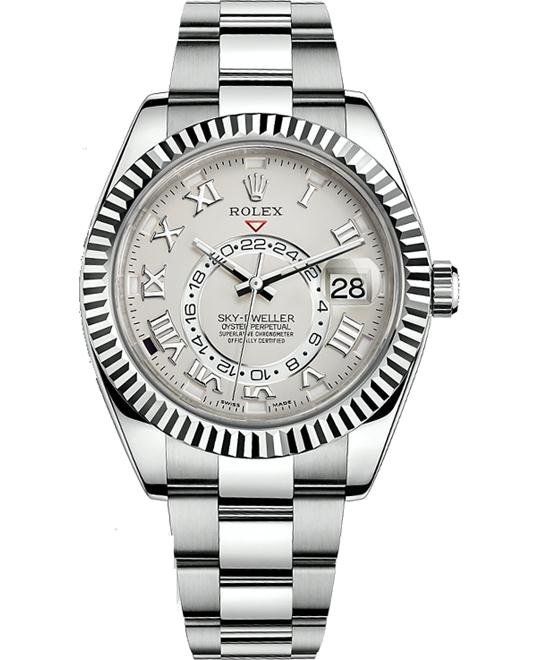 OYSTER PERPETUAL 326939-0001 SKY-DWELLER 42mm
