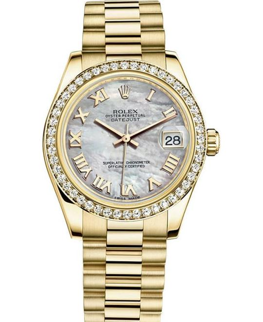 ROLEX OYSTER PERPETUAL 178288 DATEJUST 31