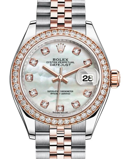 OYSTER PERPETUAL 279381RBR LADY-DATEJUST 28