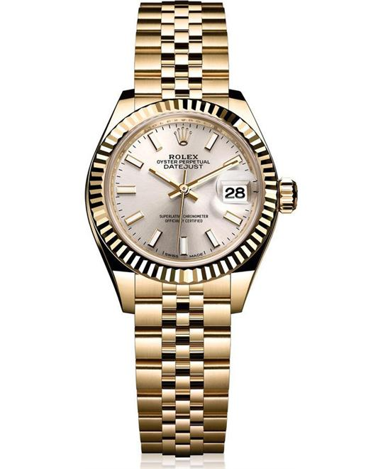 ROLEX OYSTER PERPETUAL 279178-0006 WATCH 28
