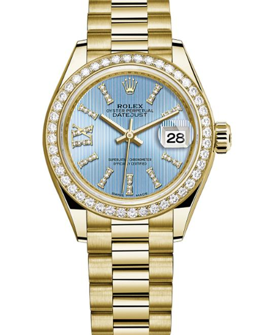 ROLEX OYSTER PERPETUAL 279138RBR-0008 WATCH 28