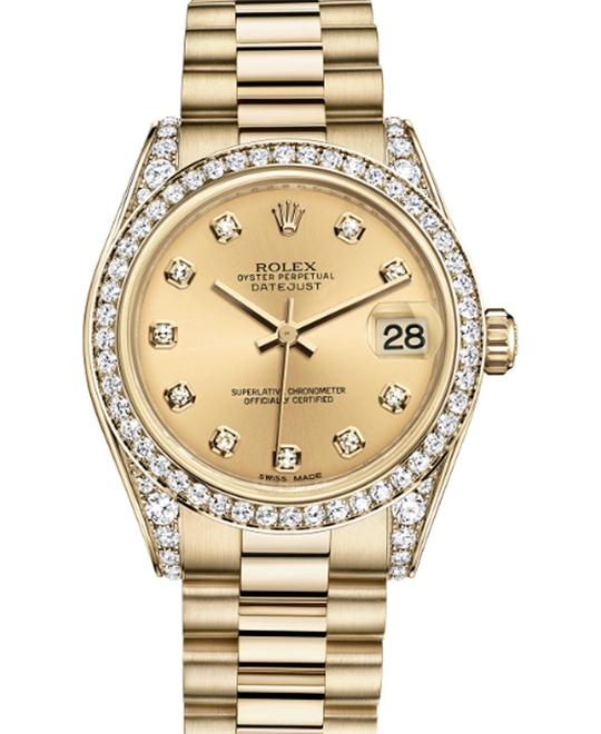 OYSTER PERPETUAL178158 DATEJUST 31