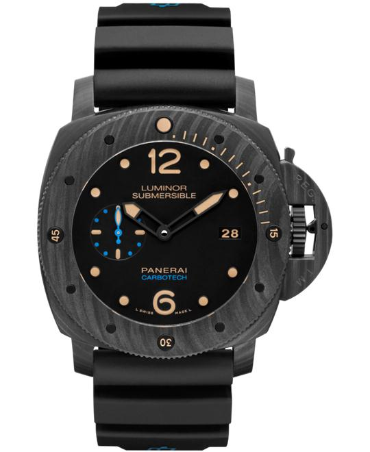 Panerai Luminor 1950 Carbotech™ 3 Days PAM00616 47mm