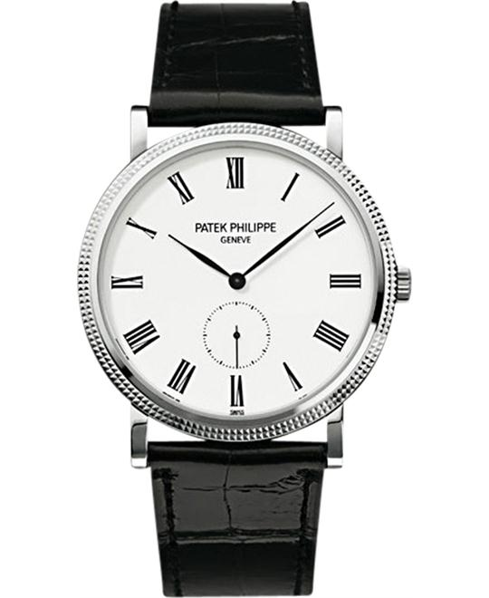 PATEK PHILIPPE 5119G-001 Calatrava 18KT Watch 36mm