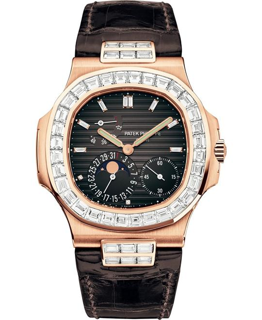dong ho nam Patek Philippe 5724R-001 Nautilus Watch 40mm
