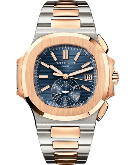 dong ho nam Patek Philippe 5980-1AR-001 Nautilus Watch 40.5mm
