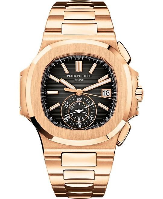 Patek Philippe 5980-1R-001 Nautilus Watch 40.5mm