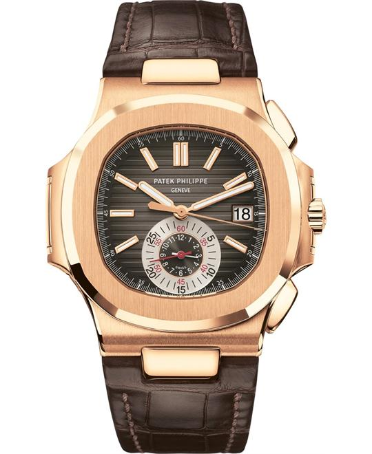 dong ho nam Patek Philippe 5980R-001 Nautilus Watch 40.5mm