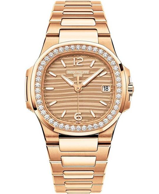 Patek Philippe 7010-1R-012 Nautilus Watch 32mm