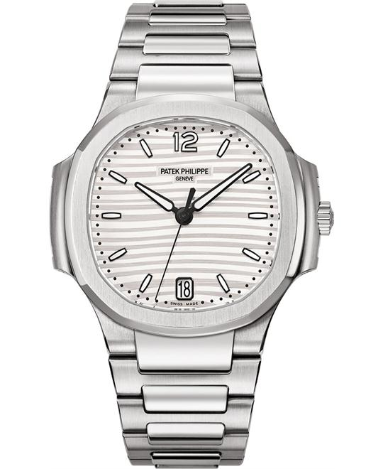 Patek Philippe 7118-1A-010 Nautilus Watch 35.2mm