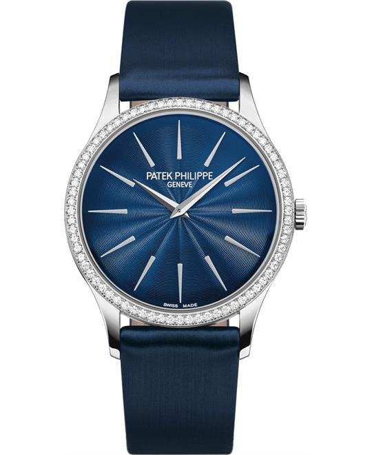 Patek Philippe Calatrava 4897G-001 Watch 33mm