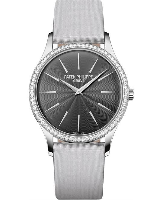 Patek Philippe Calatrava 4897G-010 Watch 33mm