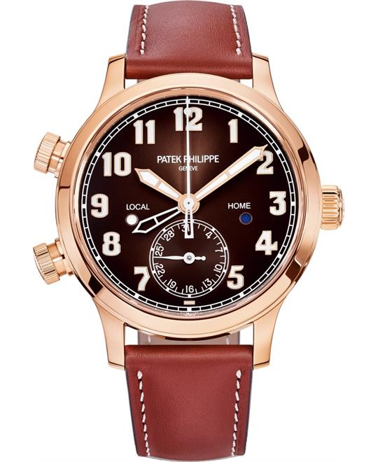 dong ho nu Patek Philippe Complications 7234R-001 Watch 37.5