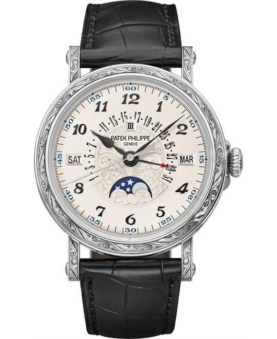 Patek Philippe Grand 5160-500G-001 Complications Watch 38