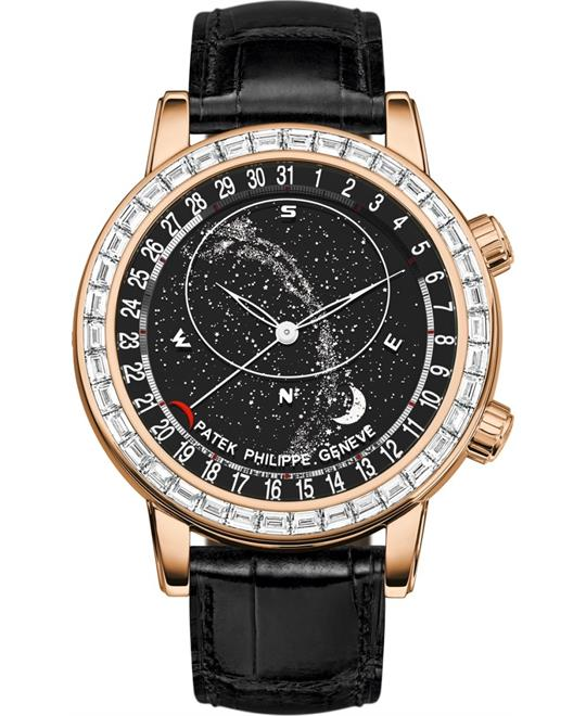 Patek Philippe Grand 6104R-001 Complications Watch 44