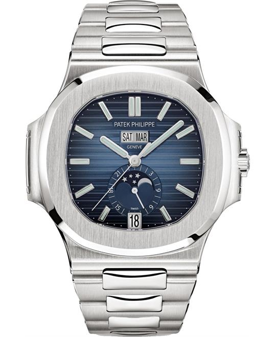 dong ho nam PATEK PHILIPPE NAUTILUS 5726-1A-014 WATCH 40.5MM