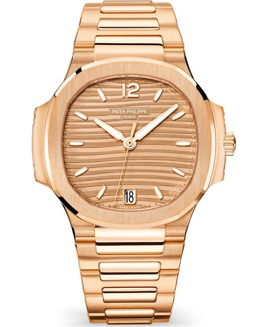 dong ho unisex PATEK PHILIPPE NAUTILUS 7118-1R-010 WATCH 35.2MM