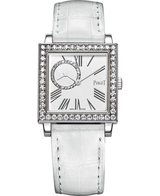 Piaget Altiplano 18K White Gold G0A37077 30x30mm