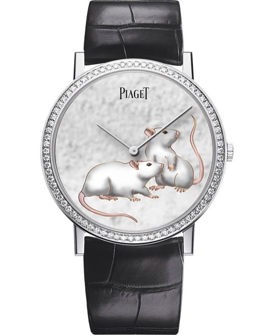 Piaget Altiplano G0a44540 Diamond Watch 38mm