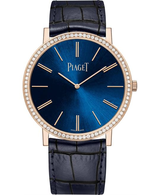 Piaget Altiplano G0A45051 Blue 18K Limited Watch 38