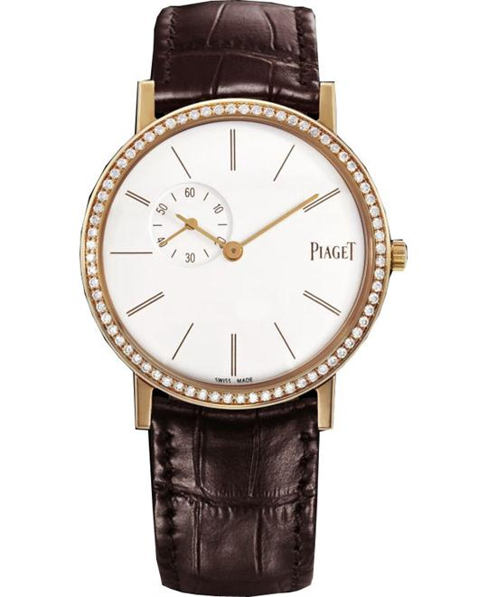 Piaget Altiplano Rose Gold & Diamonds G0A39107 34mm