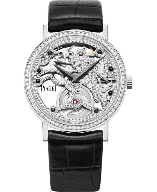 Piaget Altiplano Skeleton Diamonds G0A39122 34mm
