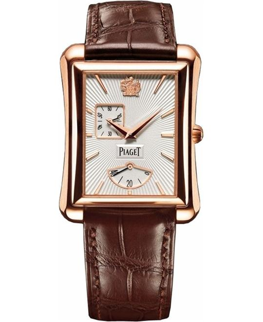 Piaget Emperador 18K Rose Gold G0A33070 32x41mm