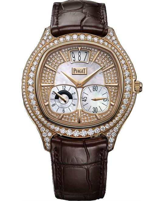 Piaget Emperador Cushion-Shaped 18K G0A32020 42mm