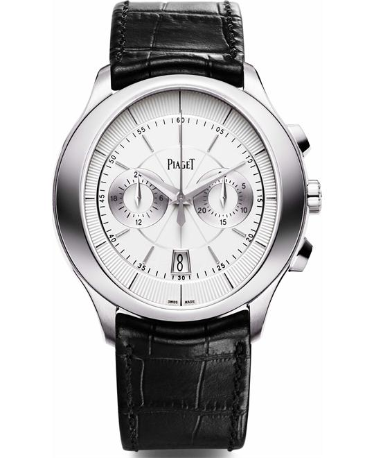 Piaget Gouverneur 18K White Gold G0A38112 43mm